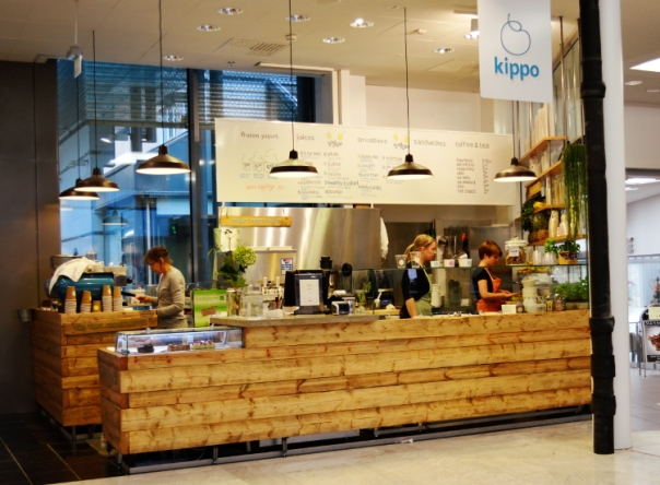 Kippo - Coffee & raw foods