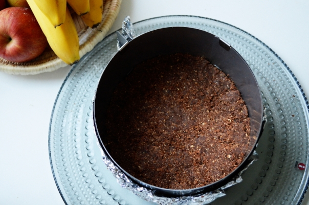 Raw Chili Chocolate Cake
