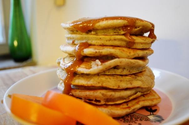 2women2cats: Vegan pancakes