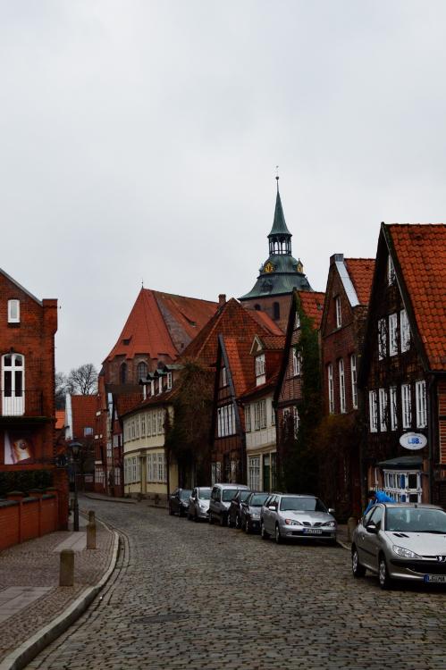 Auf dem Meere, Lüneburg