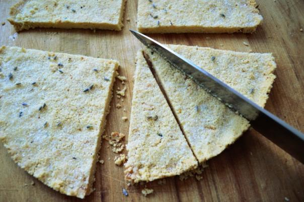 2women2cats: Lavender Shortbread