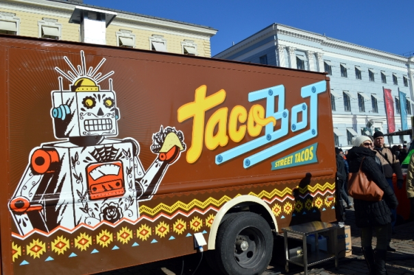 Streat Helsinki TacoBot